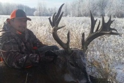 2013 Alberta Whitetail Deer Hunting Pictures
