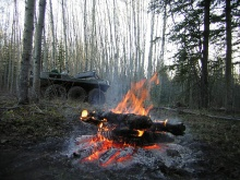 Alberta Scenic Hunting Area Photos