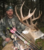 Alberta Whitetail Deer Hunting Photos
