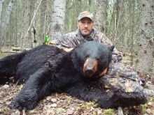 2011 Alberta Black Bear Hunts