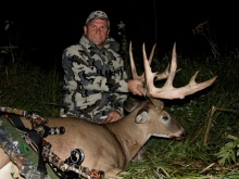 2012 Alberta Whitetail Deer