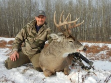 Alberta P&Y Whitetail Deer