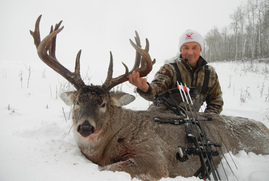 Alberta Whitetail Deer Hunting